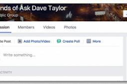 How to Change Name Of Facebook Group