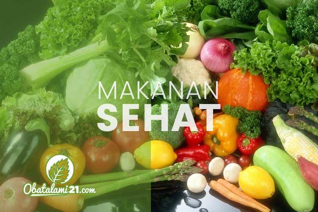 Makanan Sehat Penurun Asam Urat Terbaik
