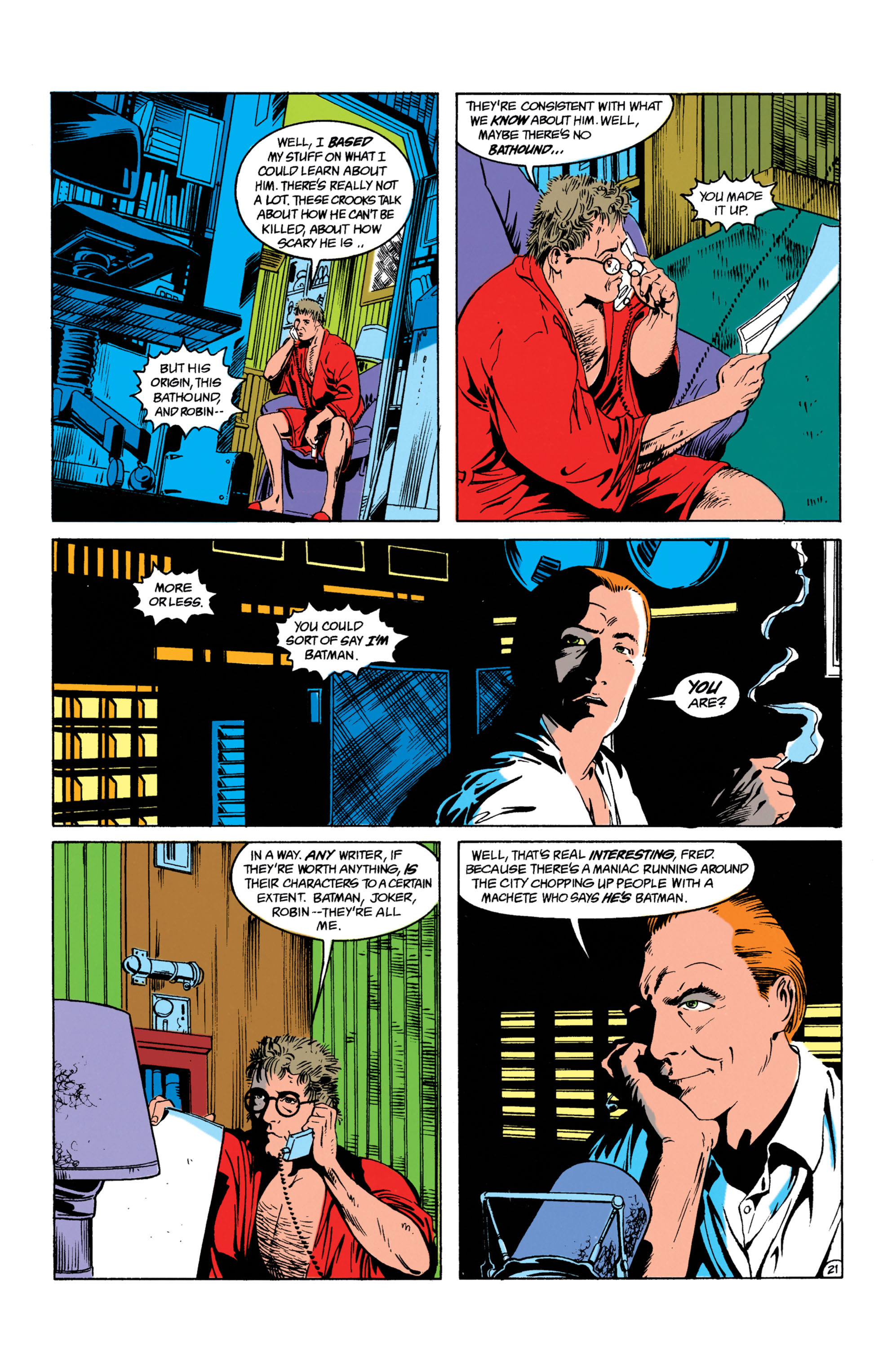 Detective Comics (1937) 623 Page 21
