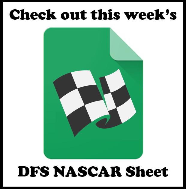 Fantasy NASCAR Podcast: 2019