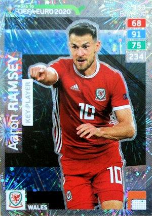 XL Panini Adrenalyn Euro 2020 Domagoj Vida Kroatien Karte Limited Edition