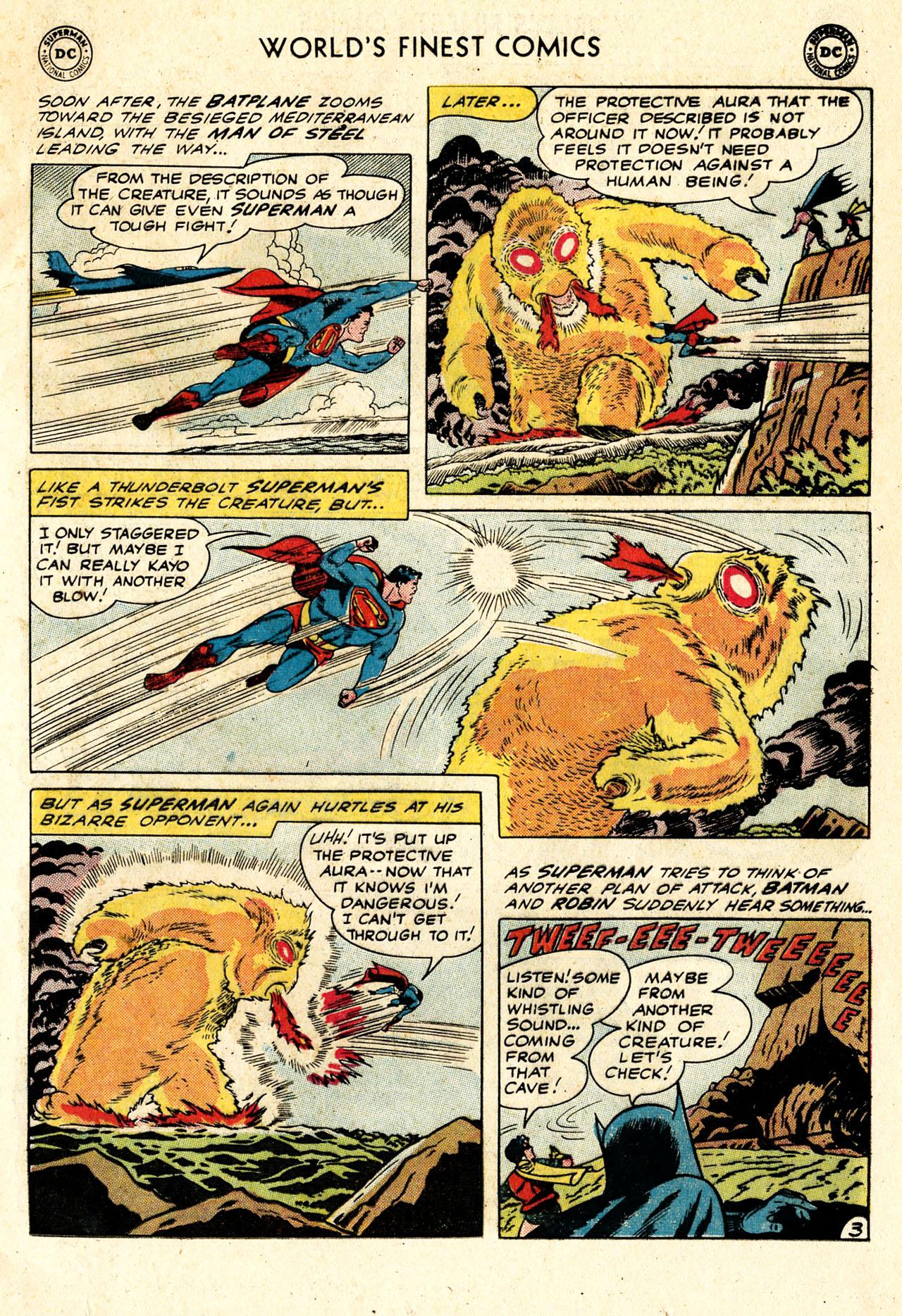 Read online World's Finest Comics comic -  Issue #107 - 5