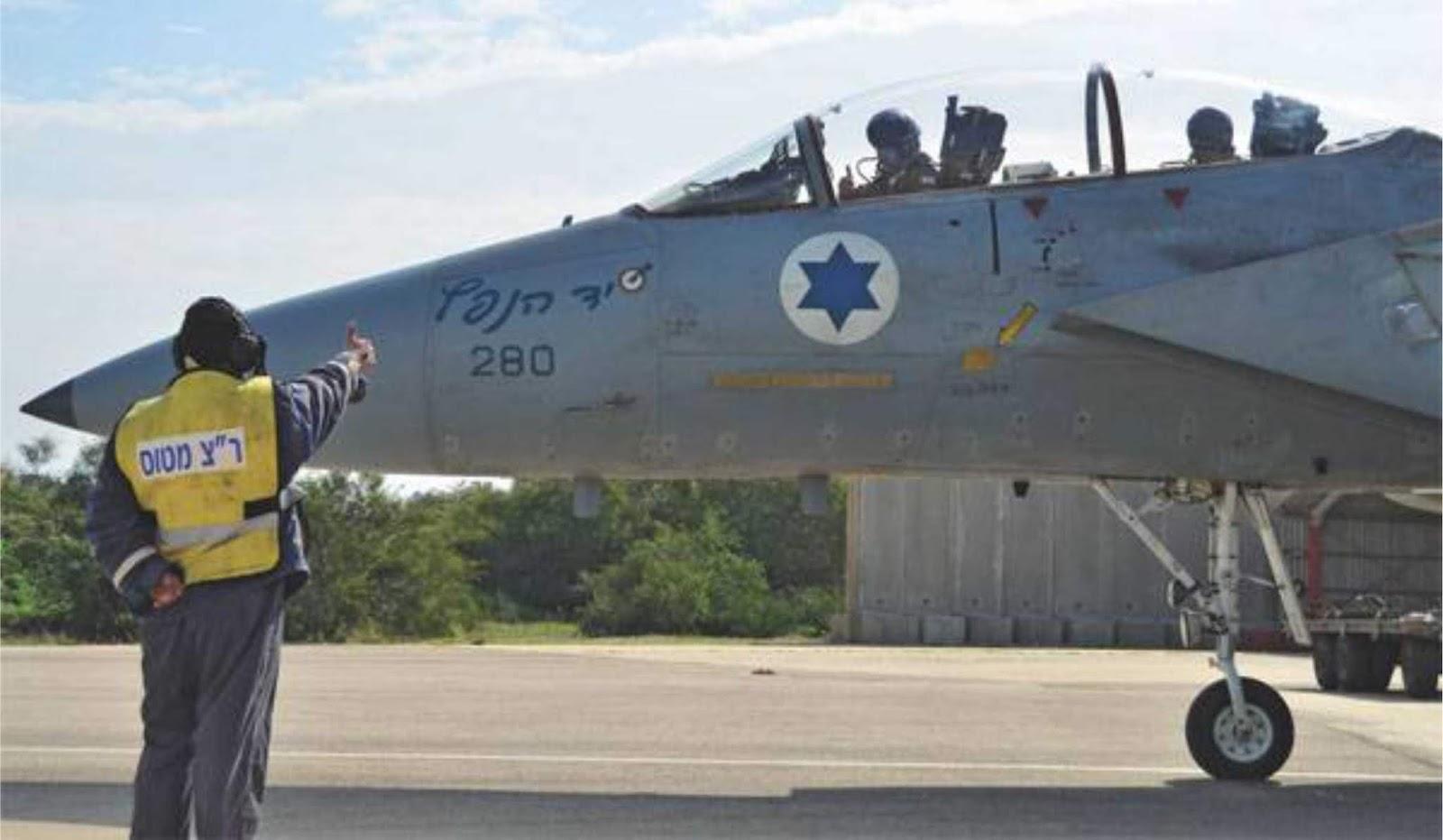 Israel menyerang 20 target di Gaza sebagai tanggapan atas serangan roket