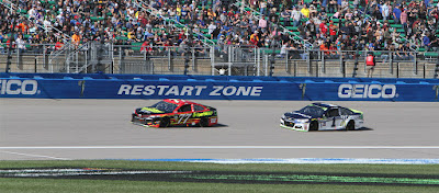Full Weekend #NASCAR Schedule For Kansas Speedway