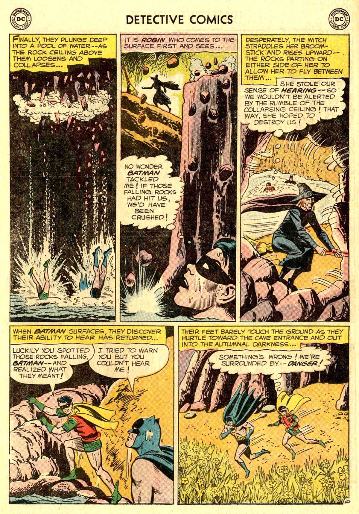 Detective Comics (1937) 336 Page 13
