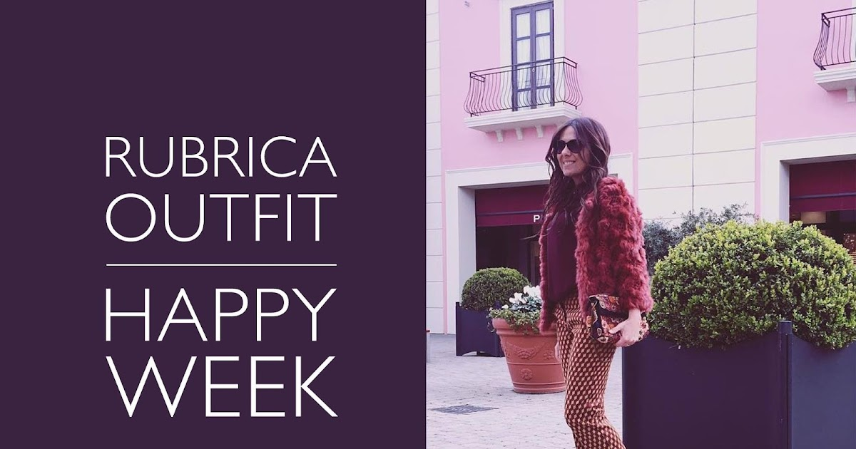 Happy Week al Sicilia Outlet Village ... shopping e beauty session