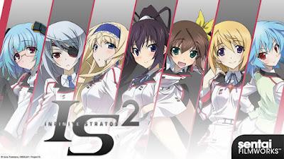 Infinite Stratos 2