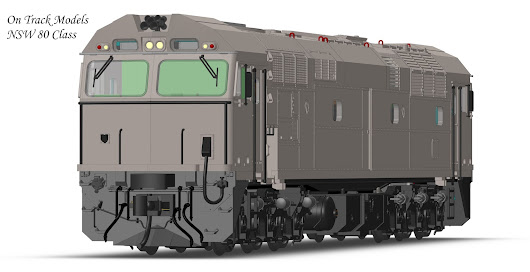On Track Models Announces the NSW 80 Class