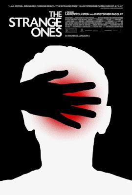 The Strange Ones 2017 DVD R1 NTSC Sub