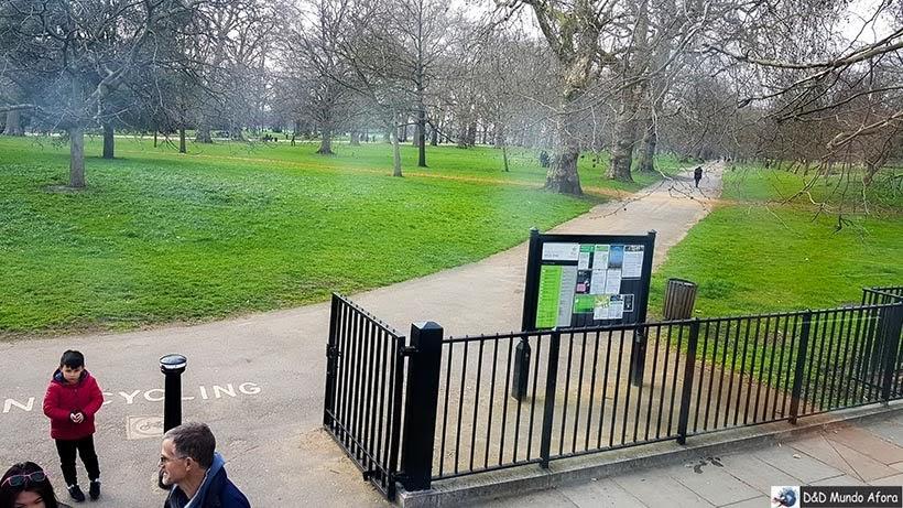 Hyde Park - O que fazer em Londres: 48 atrações imperdíveis