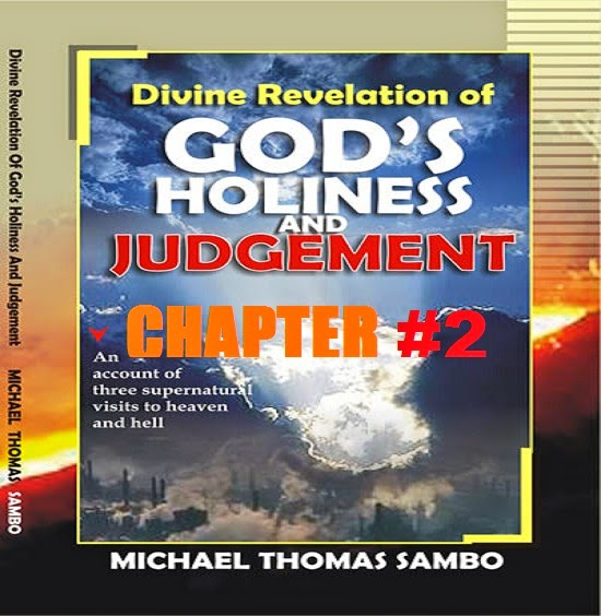 Divine Revelation Of God's Holiness And Judgement By Michael Sambo