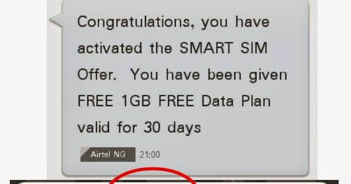 MTN & Airtel Imei For Free 1GB, 2GB, 3GB, And 8GB Without Stress