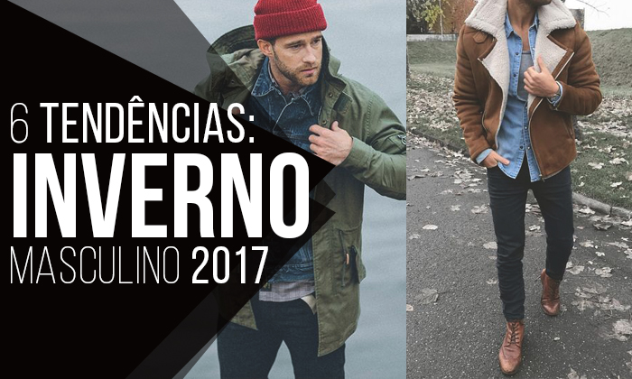 ef88c13bf7f41 Macho Moda - Blog de Moda Masculina  Roupa de Homem Outono Inverno ...