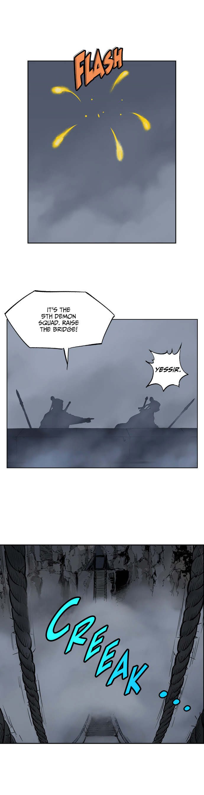 Gosu (The Master) - Chapter 16