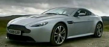 Aston Martin B9 Review Jeremy Clarkson