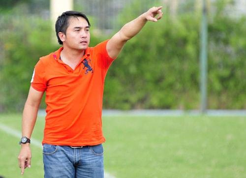 HLV Đức Thắng làm thầy của Bùi Tiến Dũng ở CLB Thanh Hoá