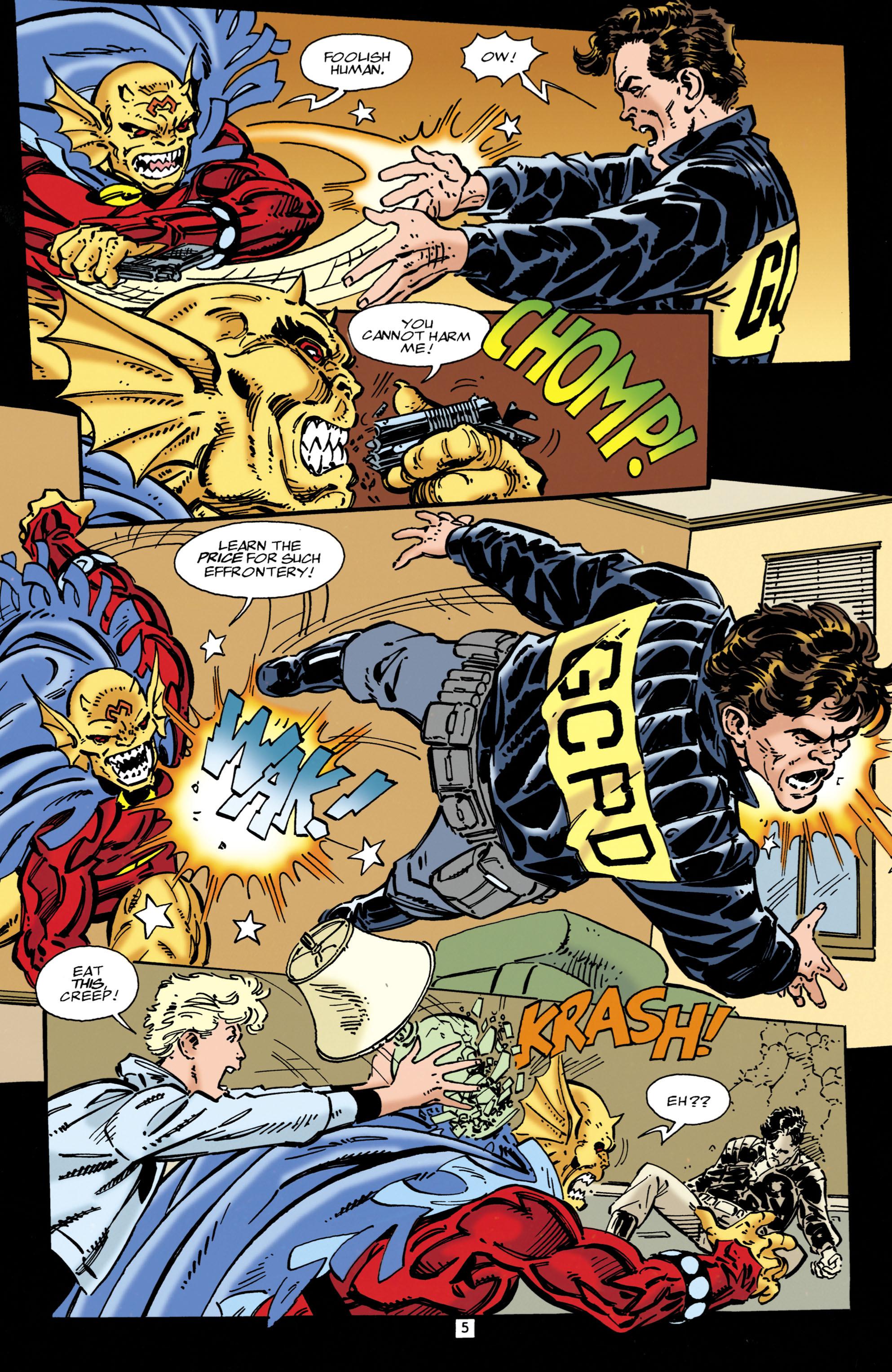 Read online Wonder Woman (1987) comic -  Issue #107 - 5