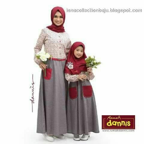 Dannis New 2017 Busana Muslim Trendy Dan Anggun