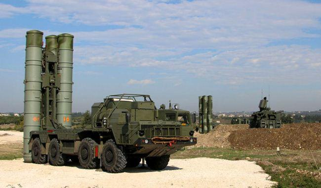 Sistem rudal pertahanan udara S-300