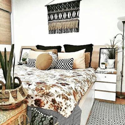 desain rumah sederhana bagian kamar tidur