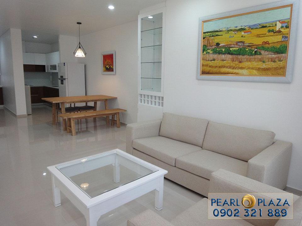 3 căn hộ cho thuê giá tốt tại Pearl Plaza cuối năm 2017 - hình 2