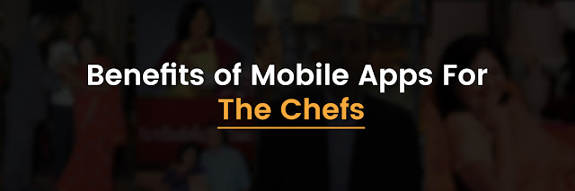 Mobile App for chef