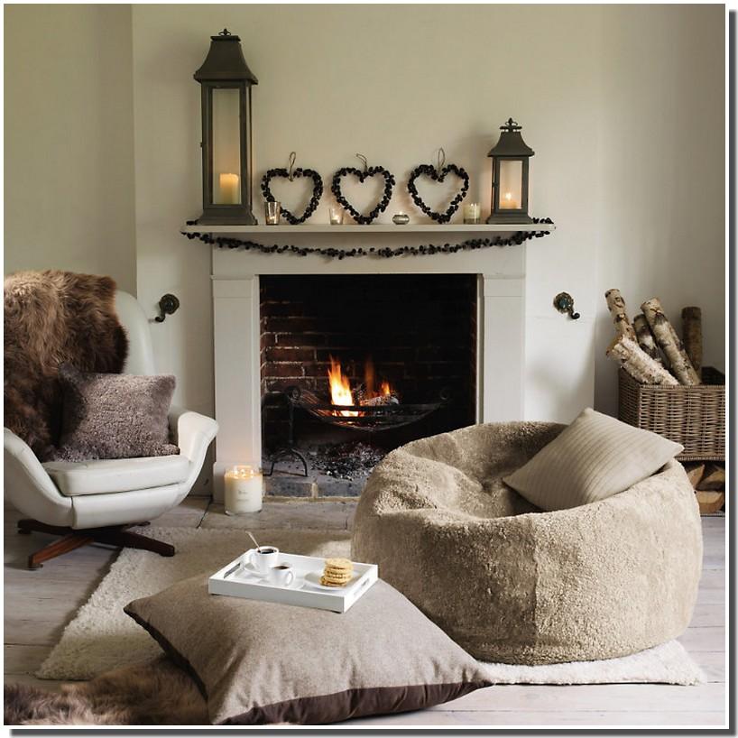 nassima home d co chemin e ou foyer pour les fran ais canadiens de no l 2012. Black Bedroom Furniture Sets. Home Design Ideas