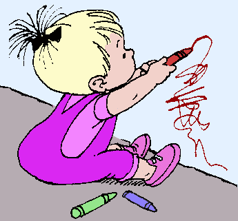 drawing out your kids artistic talent - Cartoon Drawings Kids