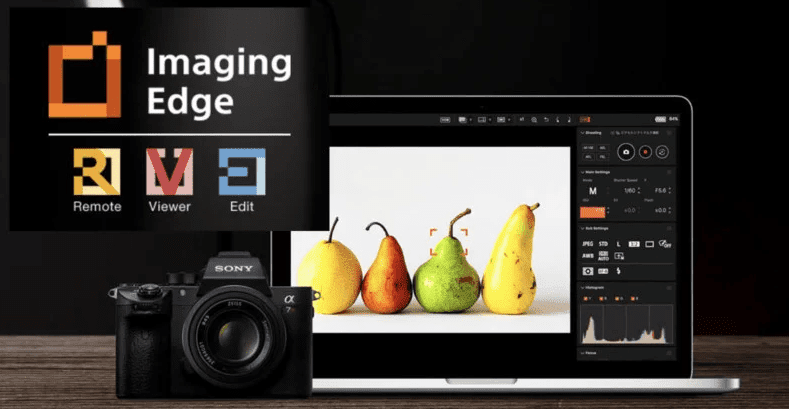 Imaging Edge Software Download