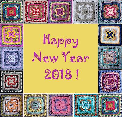 Hyvää uutta vuotta 2018 Lintukoto-ruutu