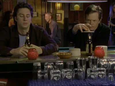 Scrubs - Season 3 Episode 12: My Catalyst