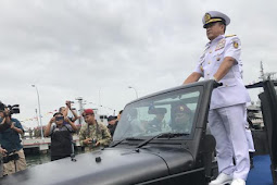 Presiden Jokowi Akan Lantik Laksdya Siwi Sukma Adji Jadi KSAL Hari Ini