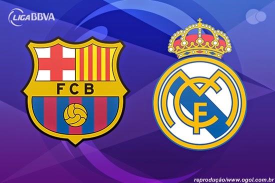 Real Madrid 3 x 1 Barcelona - o maior clássico do futebol espanhol ... f07e3dca493a9