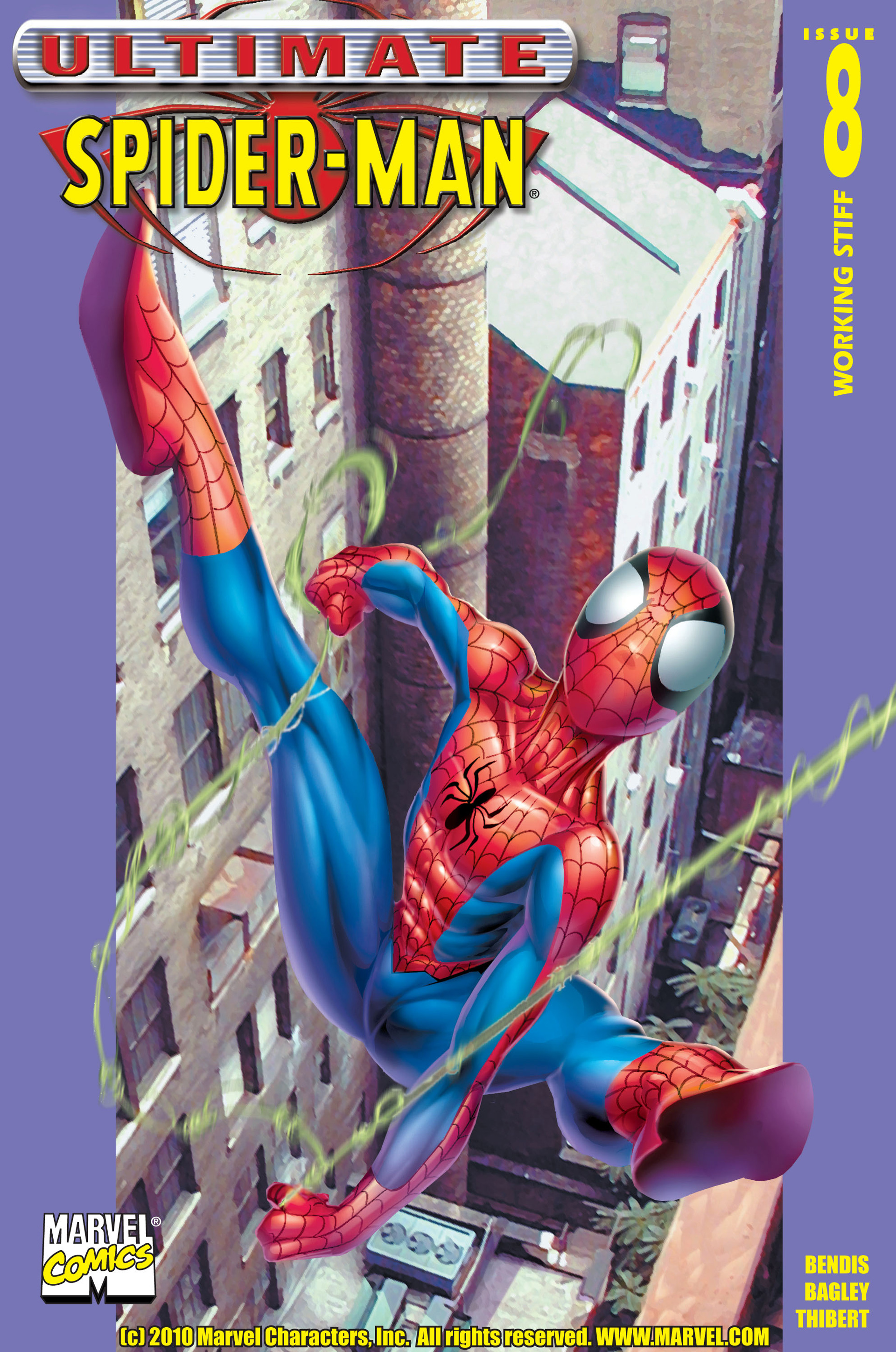 Read online Ultimate Spider-Man (2000) comic -  Issue #8 - 1