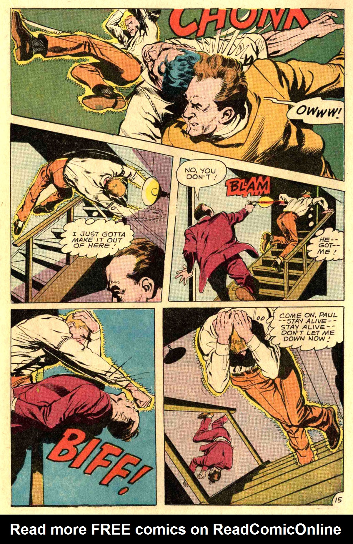 Strange Adventures (1950) issue 207 - Page 21