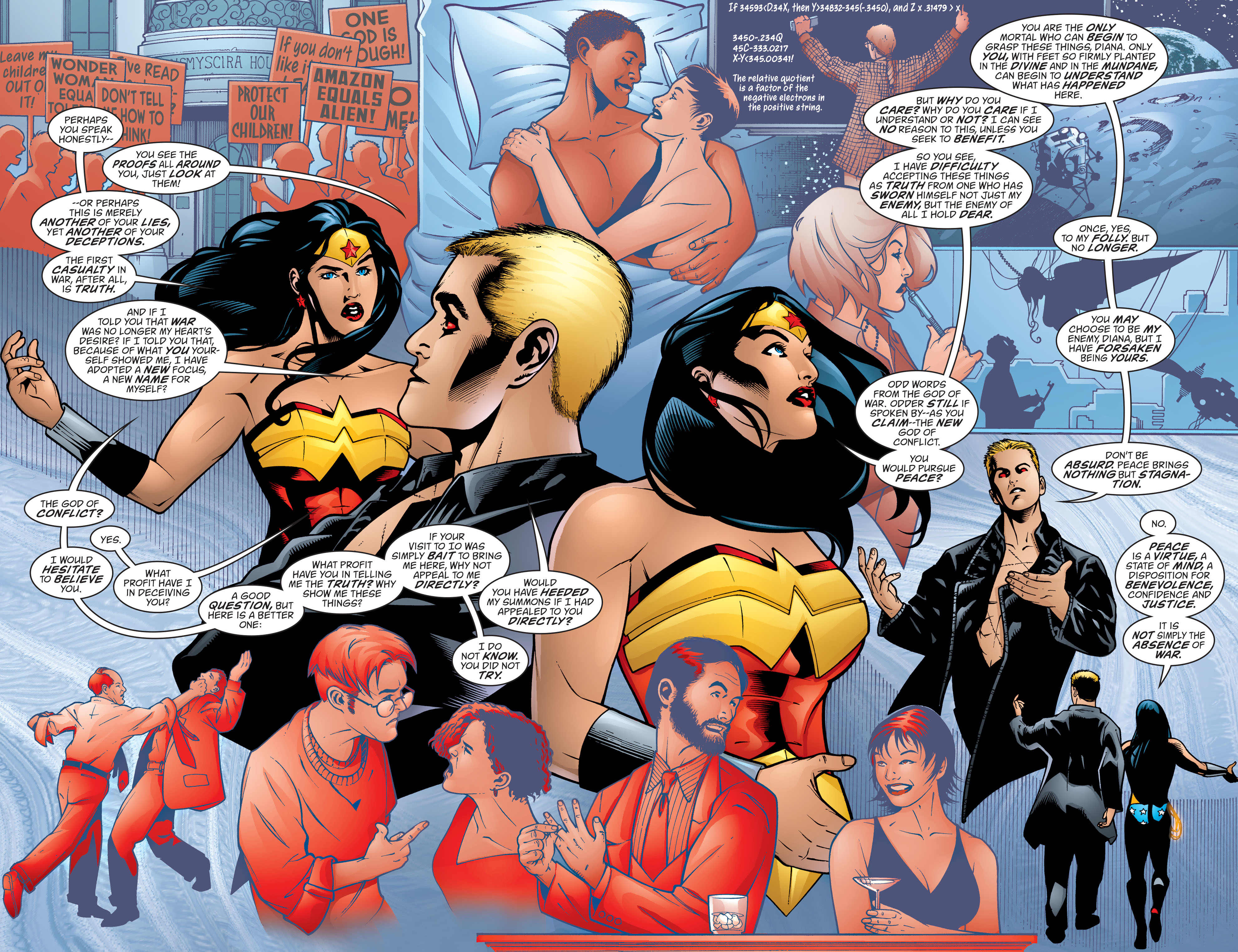 Read online Wonder Woman (1987) comic -  Issue #199 - 16