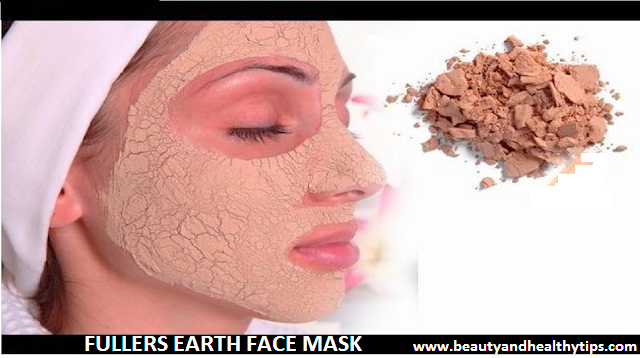 Fullers Earth Face Mask
