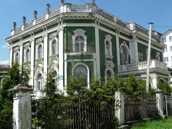 Дрогобич. Палац мистецтв