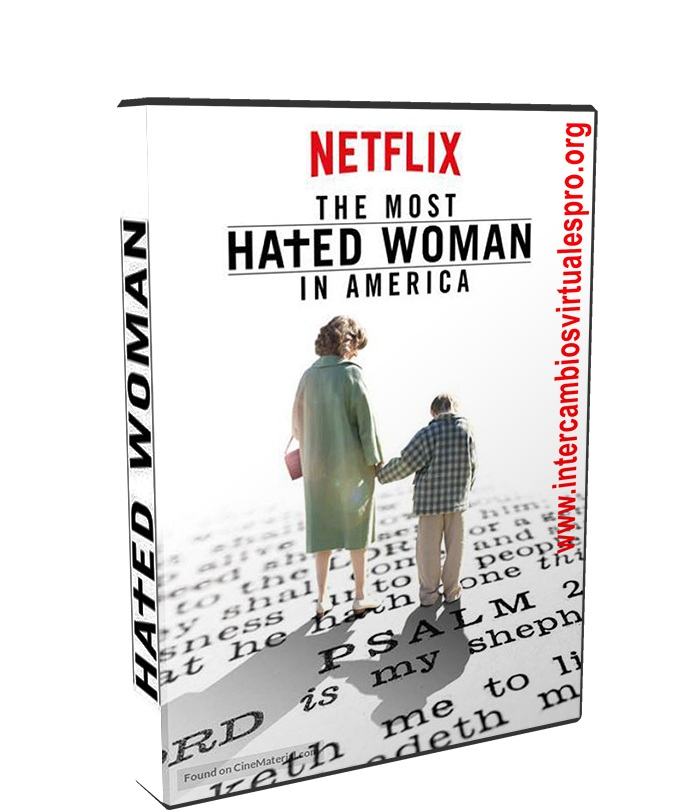 La Mujer mas Odiada de America poster box cover
