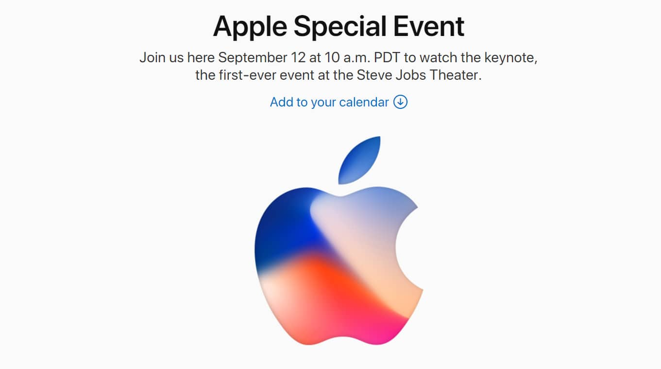 Here's how to watch or live stream Apple's September 12th keynote Live on iPhone, iPad, Mac, Windows, Android and Apple TV.