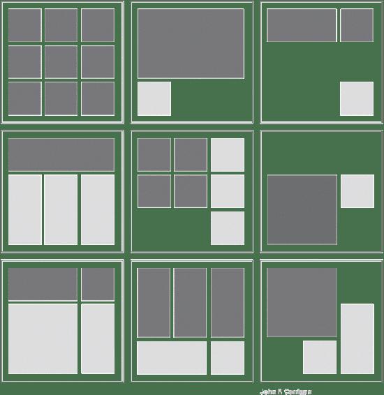 contoh mendesain panel presentasi desain arsitektur