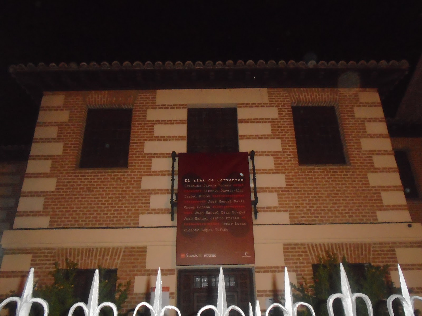 This Is The Modest House In Alcal� De Henares Where Miguel De Cervantes Was  Born On 29 September 1547 However, He Spent Much Of His Childhood Moving  From