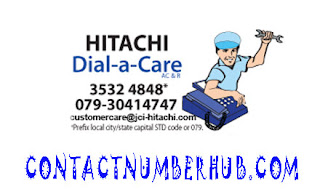 Hitachi Customer Care number