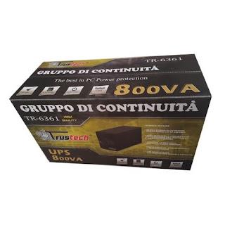 UPS 800VA TRUSTECH TR-6361