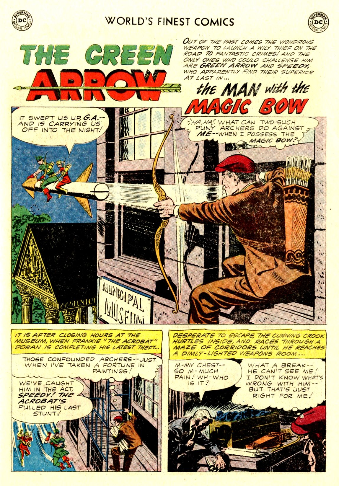 Read online World's Finest Comics comic -  Issue #119 - 27
