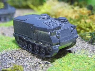 American M75 APC