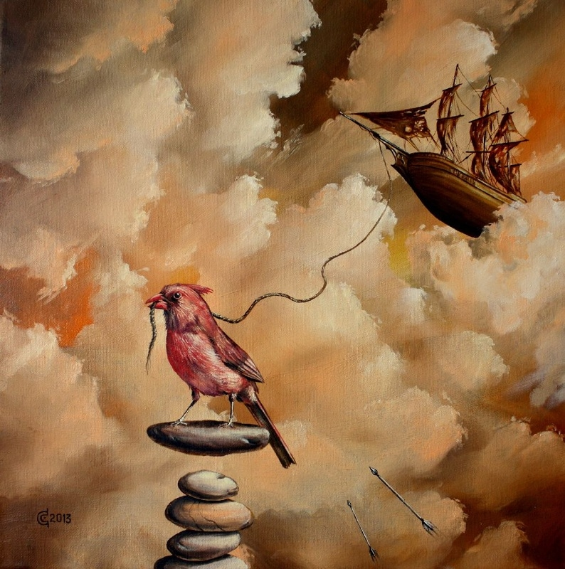 03-Last-Defender-Svetoslav-Stoyanov-Rules-and-Restrictions-Forgotten-in-Surreal-Paintings-www-designstack-co