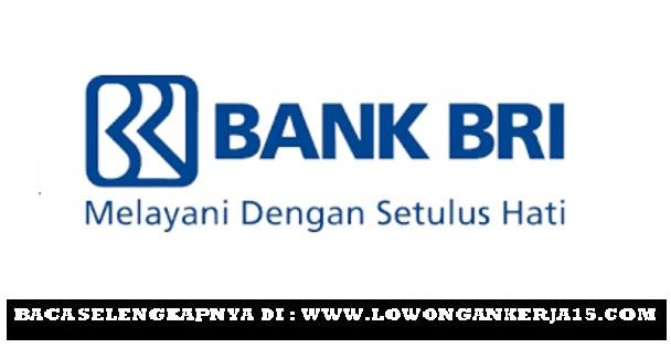 Lowongan Kerja Terbaru PT Bank BRI (Persero) Tbk Sebagai Frontliner (Teller dan Customer Service)