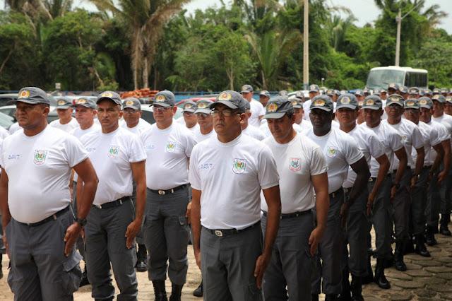 Forças de segurança devem qualificar mais de 2800 PMs em dois anos
