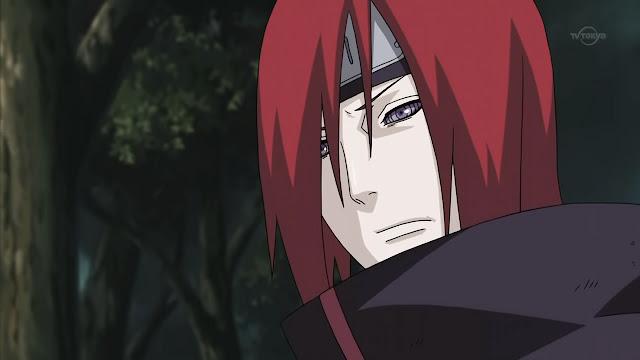 Naruto Karakter : Kumpulan Foto Nagato dan Fakta-Fakta tentang Nagato